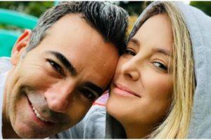 Ticiane Pinheiro falou de relacionamento com César Tralli e citou seu ex-marido, Roberto Justus (Foto: Reprodução)