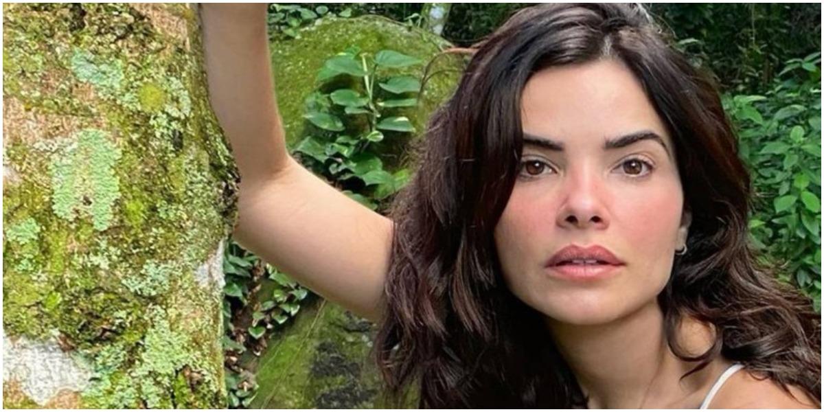 Vanessa Giácomo se nega a viver Juma em Pantanal - Foto: Reprodução