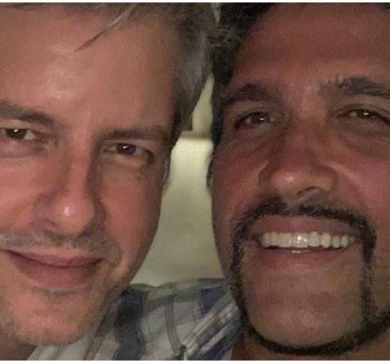 Victor e Léo se separam como dupla, mas continuam parceiros (Foto: Reprodução)