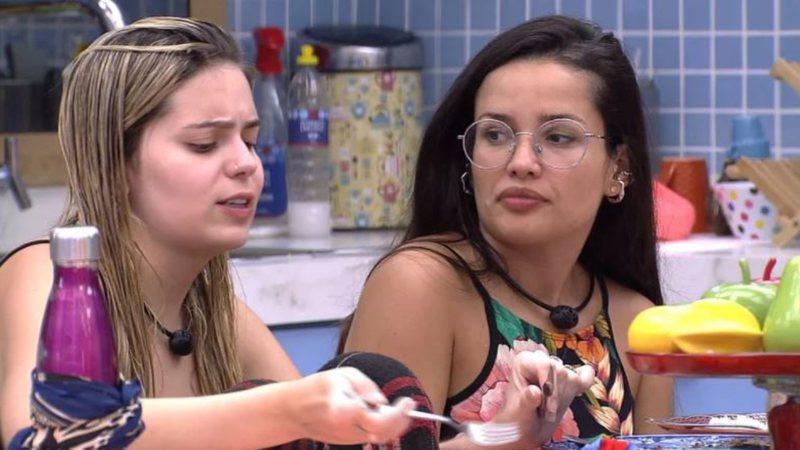 Viih Tube revela plano com paraibana e entrega reta final da disputa  BBB- (Reprodução / TV Globo)
