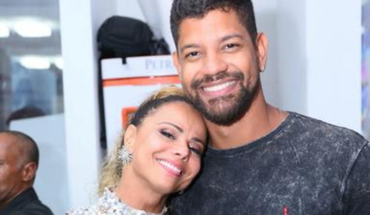 Viviane Araújo vai se casar com Guilherme Militão e expõe planos para o casório (Foto: Reprodução)