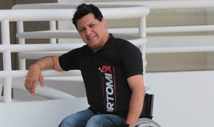 Welington Camargo, irmão de Zezé e Luciano (Foto: Reprodução)