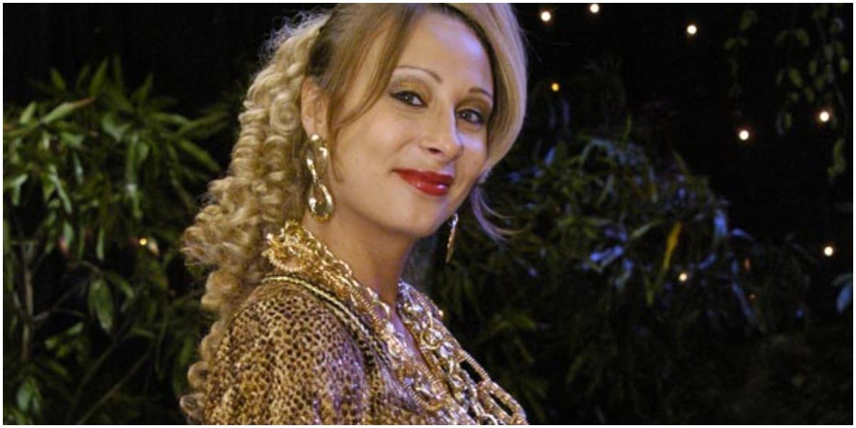 Katiuscia Canoro deu vida a personagem Lady Kate no Zorra Total (Foto: Reprodução)