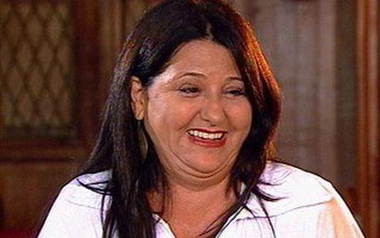 A atriz Mara Manzan Kubanacan