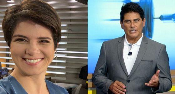 César Filho e Mariana Godoy