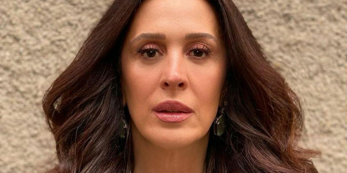 Claudia Raia é perseguida, expõe caso de assédio e relembra trauma (Foto: Reprodução)