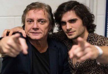 Fiuk e Fábio Jr