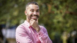 Gilberto é o mais novo contratado da Globo (Foto: Reprodução)