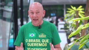 Luciano Hang surgiu em propaganda da Havan nos comerciais do Fantástico na Globo (Foto: Reprodução)