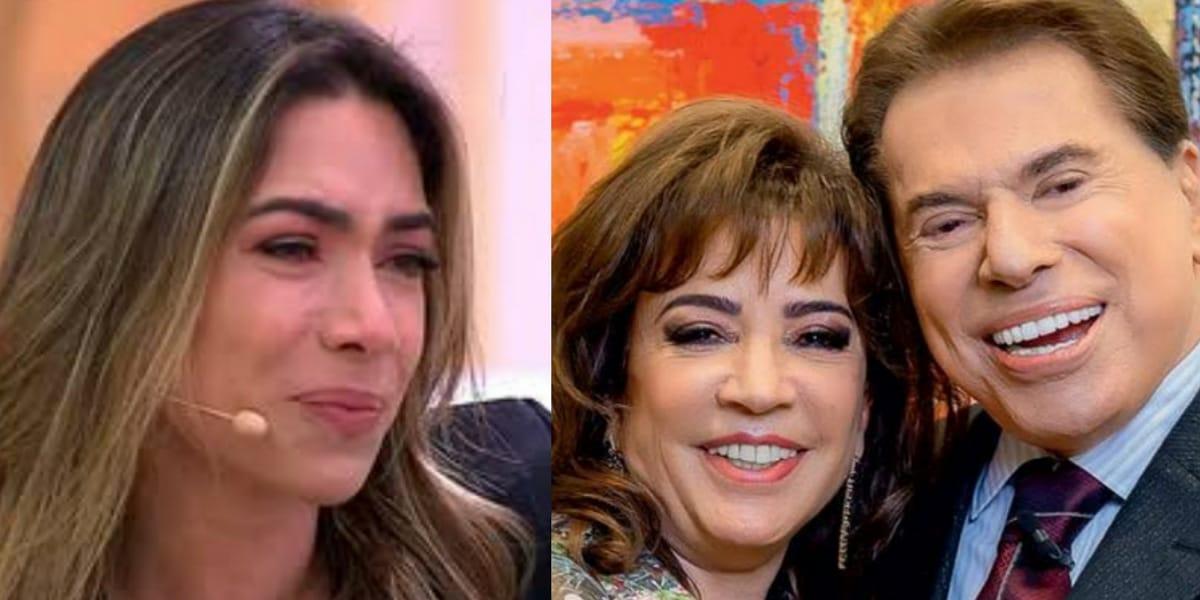Silvio Santos e Iris Abravanel tem separação confirmada por Patrícia Abravanel