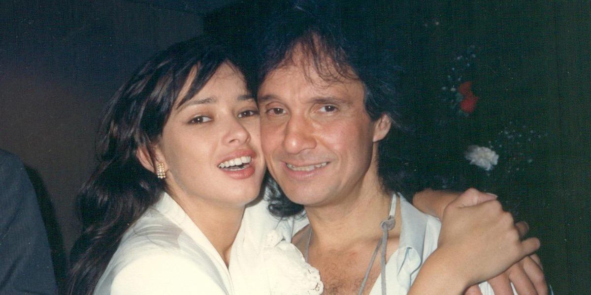 Myrian Rios e Roberto Carlos foram casados por 12 anos (Foto: Reprodução)