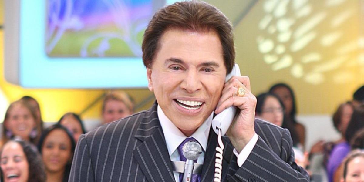 Silvio Santos trabalhou em algumas emissoras entre os anos 1960 e 1980 (Foto: Divulgação/SBT)
