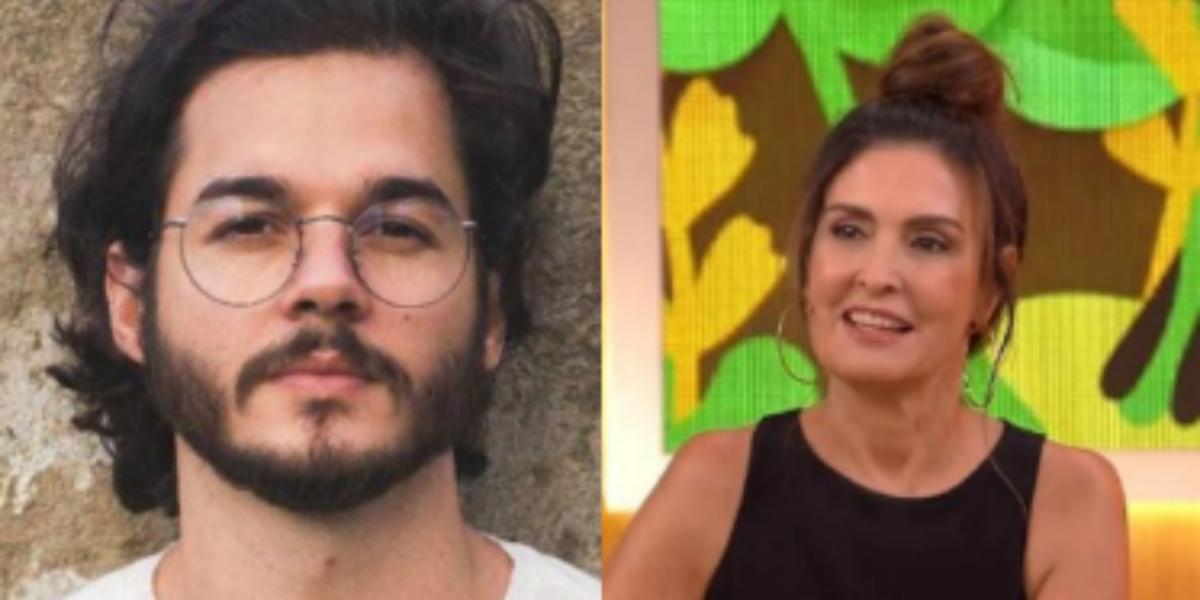 Túlio Gadêlha e Fátima Bernardes (Imagem: Montagem/TV Foco)