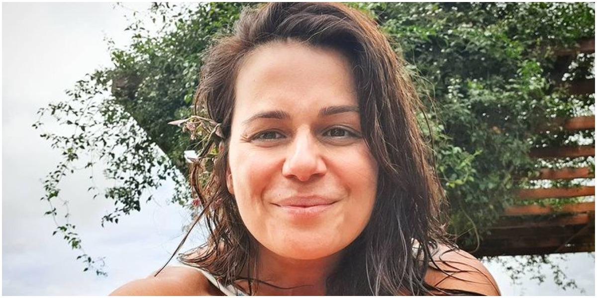 A jornalista Adriana Araújo fez post emocionante no Instagram - Foto: Reprodução
