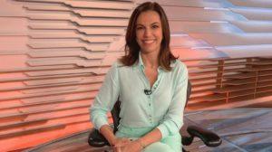 """Ana Paula Araújo é apresentadora do """"Bom Dia Brasil"""" (Foto: Reprodução/TV Globo)"""
