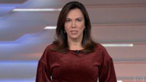 Ana Paula Araújo é substituída no Bom Dia Brasil (Foto: Reprodução)