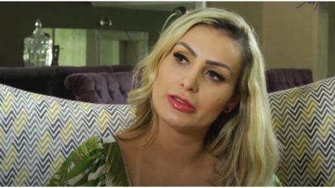 Andressa Urach falou sobre morte de ex-namorado (Foto: Reprodução)