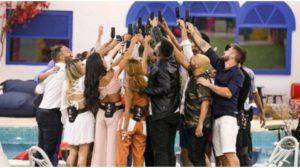 Os participantes do BBB101, programa especial da Globo - Foto: Reprodução