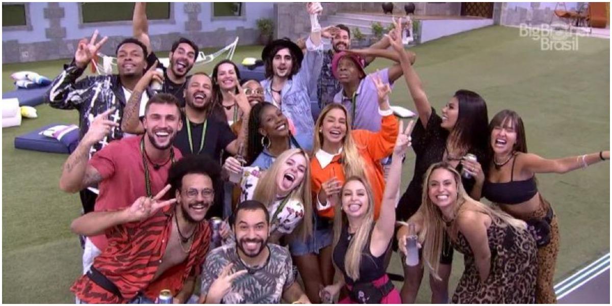 O elenco do BBB21 estaria refém da Globo para novas contratações - Foto: Reprodução