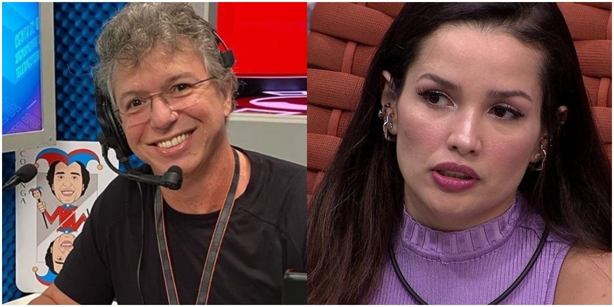 Boninho foi acusado de boicotar Juliette no BBB21 e retrospectiva do programa foi detonada (Foto: Reprodução)