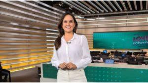 Carla Cecato foi demitida da Record após 16 anos de trabalho (Foto: Reprodução)