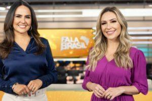 Após demitir Carla Cecato, Record desliga Thalita Oliveira que vai aos prantos e reverte decisão com bomba