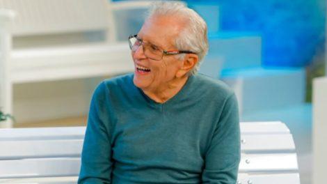 """Doença na cabeça de Carlos Alberto é escancarada na TV e drama do apresentador é revelado: """"Quase um ano"""""""