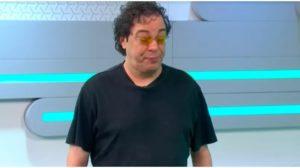 O ex-jogador Casagrande caiu no choro na Globo - Foto: Reprodução
