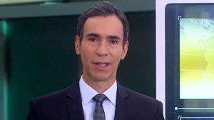 """César Tralli arranca Maju do JH, invade programação da Globo às pressas e confirma: """"Sem emprego"""""""