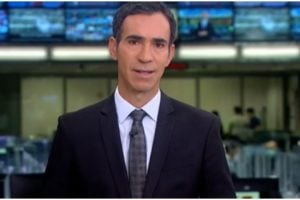 O jornalista César Tralli foi efetivado na Globo - Foto: Reprodução