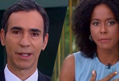 César Tralli passa Maju Coutinho pra trás, assume Jornal Hoje e estoura na Globo: Audiências 07/05