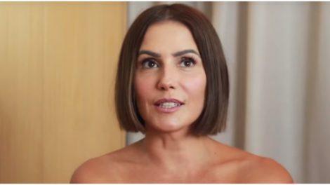 A atriz Deborah Secco revela que apanhou na Globo - Foto: Reprodução
