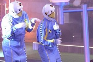 Dummies no BBB21 (Foto: Reprodução)