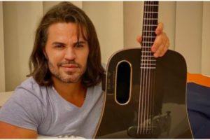 O cantor Eduardo Costa lançou sua nova música