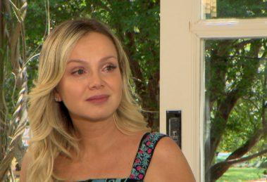 """""""Poderia ser menos dolorido"""", Eliana desaba em tristeza avassaladora após comunicado oficial com o marido"""