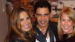 Wanessa Camargo postou foto ao lado de Zilu Camargo e Zezé Di Camargo comentou (Foto: Reprodução)