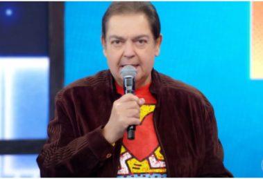 Faustão falou sobre sua saída da Globo e confirmou notícia (Foto: Reprodução)
