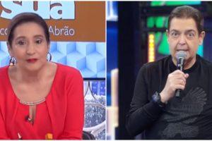 Sonia Abrão escancarou verdade sobre Faustão (Foto: Reprodução)