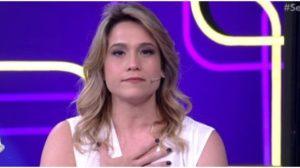 Fernanda Gentil no comando do Se Joga, da Globo - Foto: Reprodução
