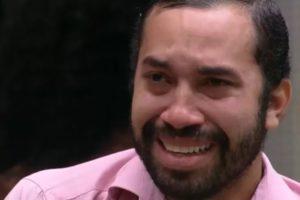 Gilberto foi eliminado do BBB21 com 50,87% dos votos (Foto: Reprodução)