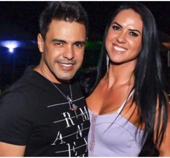 Graciele Lacerda expôs a fortuna que conseguiu acumular sem a ajuda de Zezé Di Camargo (Foto: Reprodução)