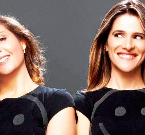 Heloísa Périssé e Ingrid Guimarães (Reprodução)