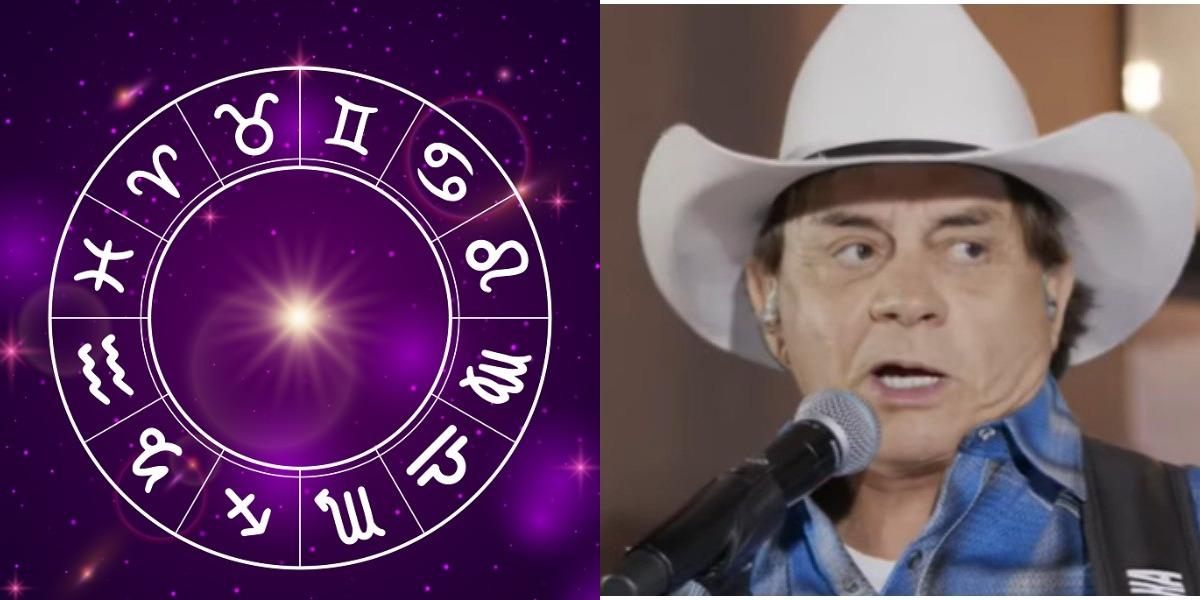 A quarta-feira, 05, é marcada pelo aniversário de Chitãozinho, cantor do signo de Touro (Foto: Reprodução)
