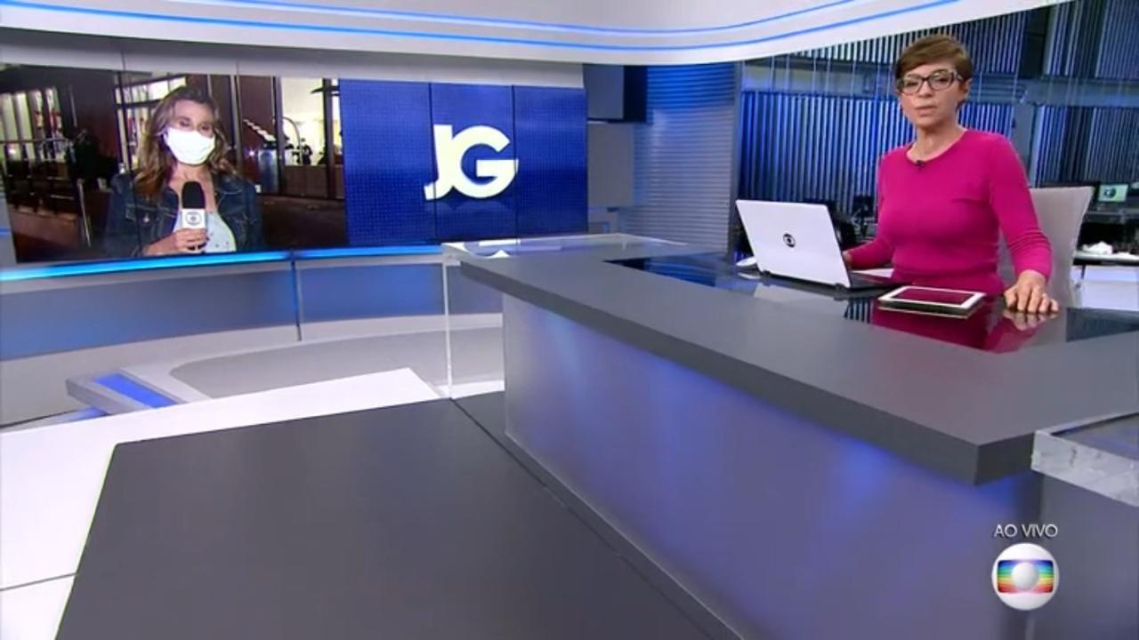 Globo interrompe programação para dar pior notícia (Foto: Reprodução/Globo)