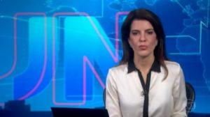Jornal Nacional inicia às pressas com notícia que choca o país (Foto: Reprodução/Globo)