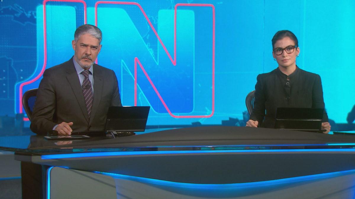 Jornal Nacional invade programação para fazer anúncio devastador (Foto: Reprodução/Globo)