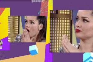 Juliette se surpreende com novidades após vencer BBB21 (Foto: Reprodução/Globoplay)