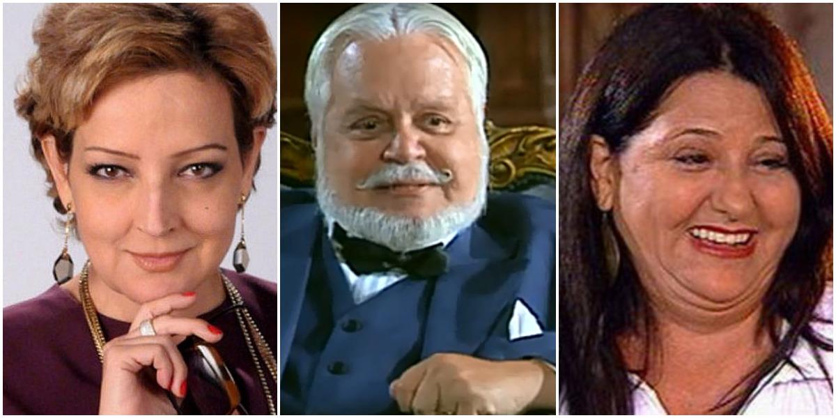 Os atores da novela Kubanacam - Foto: Reprodução