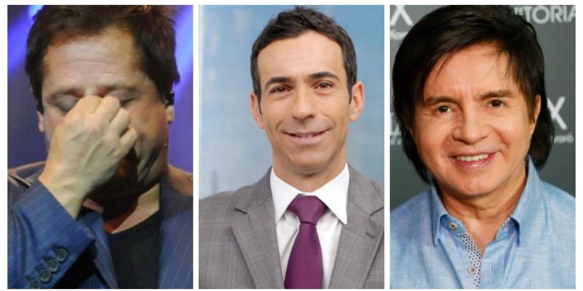 Leonardo, César Tralli e Xororó são destaques (Foto: Reprodução)