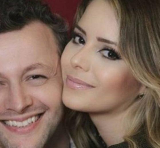 Lucas Lima é casado com Sandy (Foto: Reprodução)
